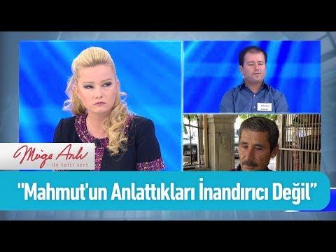 'Mahmut'un anlattıkları inandırıcı değil' - Müge Anlı ile Tatlı Sert 16 Eylül 2019