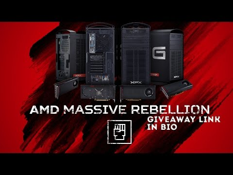 Massive Rebellion -  AMD Gaming Giveaway