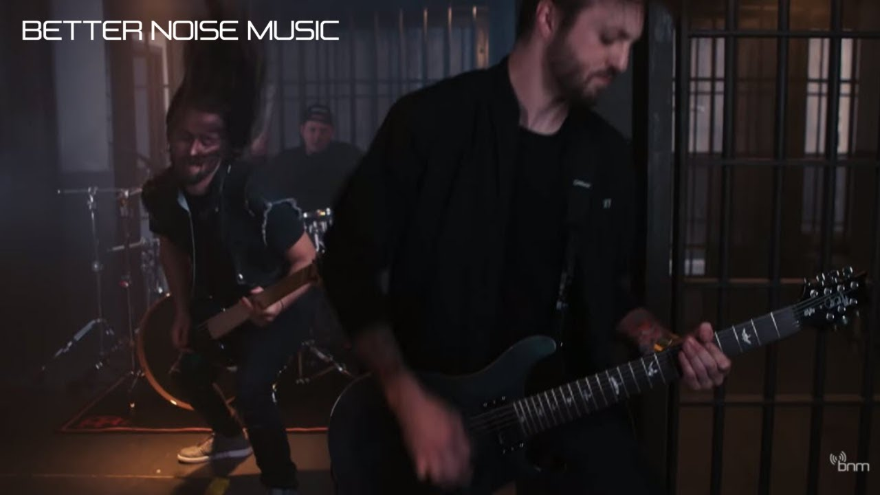 Bad Wolves Remember When Official Video Youtube