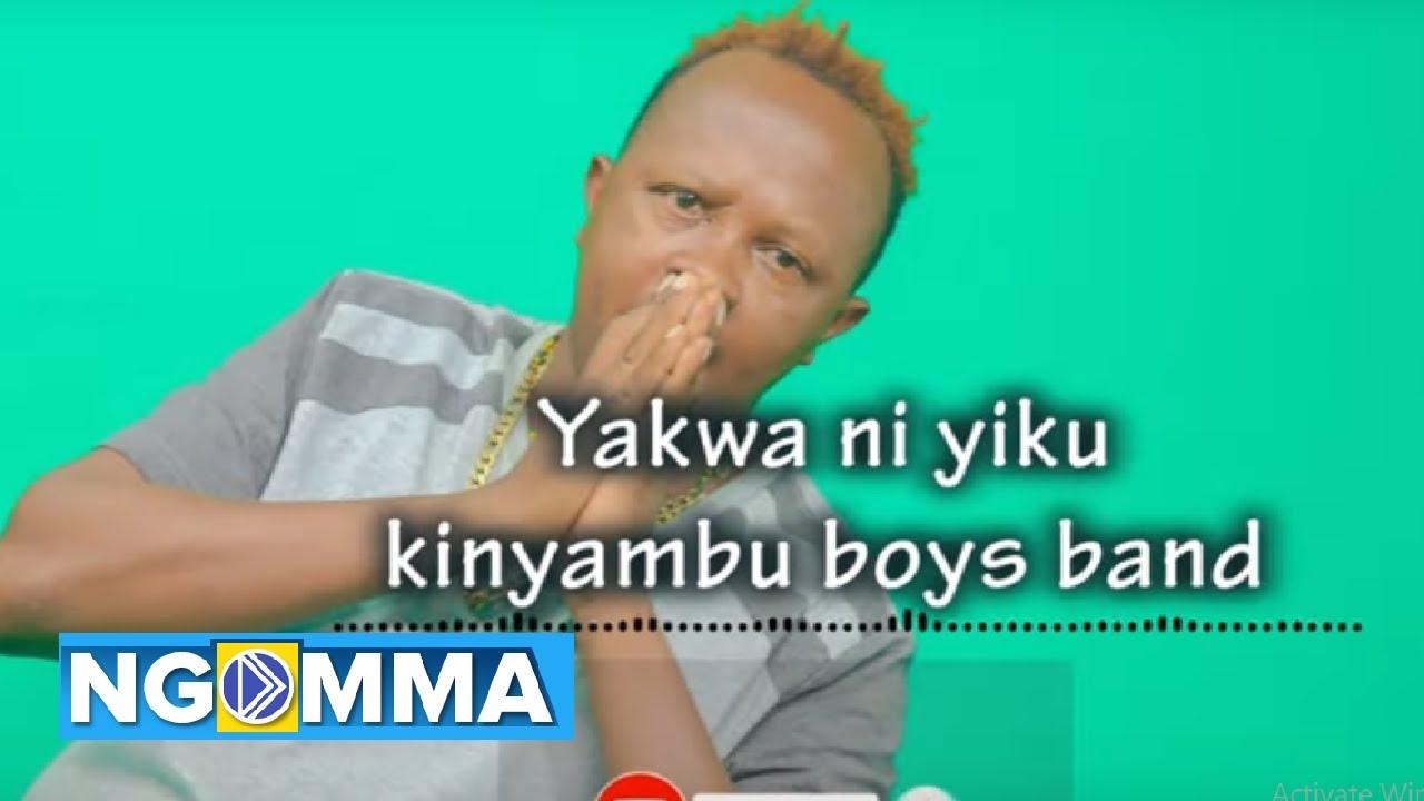DOWNLOAD yakwa ni yiku – kinyambu boys band (official audio) Mp3 song