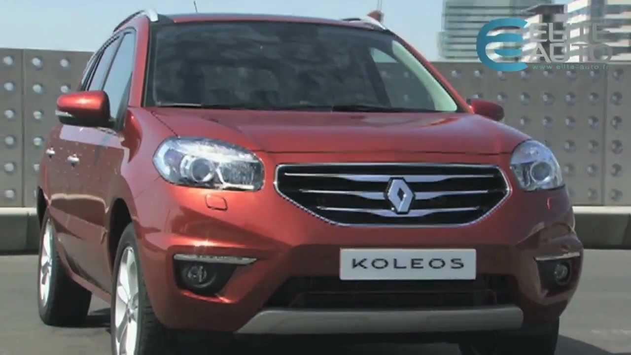 Essai Renault Koleos 2 0 Dci 150ch 4x2 Youtube