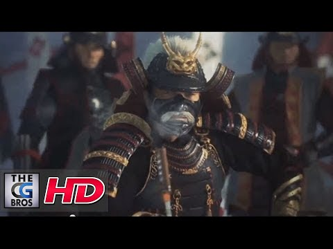 "CGI Animated Trailer : ""Total War: SHOGUN 2"" - by RealtimeUK"