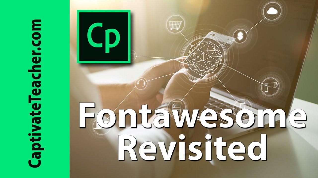 Fontawesome Icons Into Your Responsive Adobe Captivate Elearning Elearning