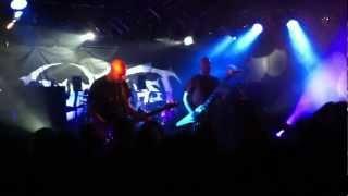"""""""LOUDBLAST - No tears to Share"""" Live @ Chabada - Angers (16/03/2012)"""