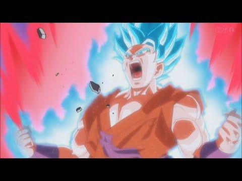 Goku vs Hit - Super Saiyajin Blue Kaioken x 10 (Sub español)