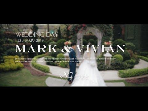 [婚禮錄影] 維多麗亞酒店 Mark & Vivian 訂婚/結婚/宴客/SDE 快剪快播