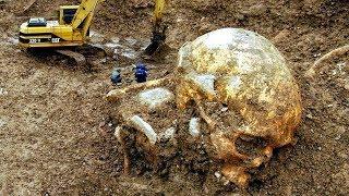 Bí Ẩn Về Những Người Khổng Lồ Thời Cổ Đại Đã Từng Thống Trị Tại Châu Mỹ I Khoa Học Huyền Bí