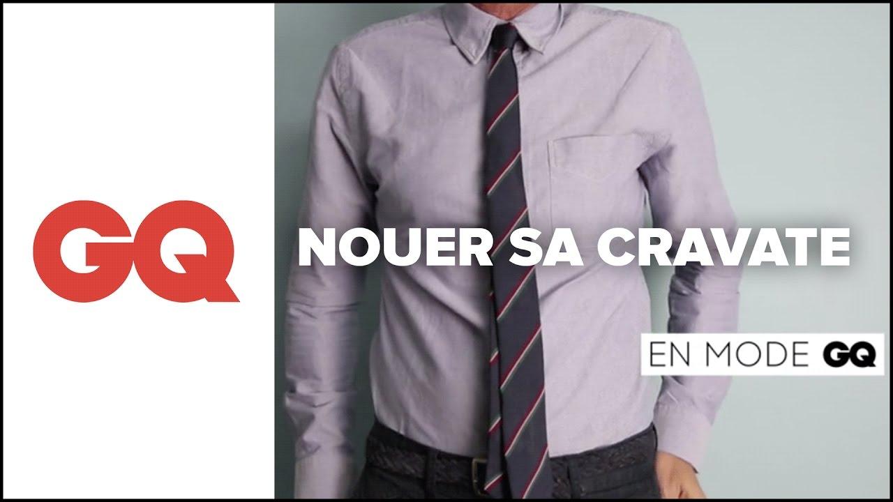 prix fou prix abordable revendeur Comment faire un noeud de cravate stylé facilement ? | En Mode GQ