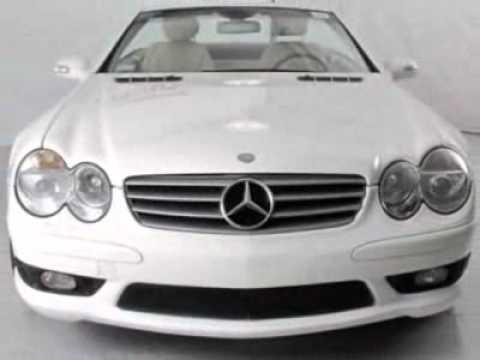2003 mercedes benz sl class sl500 convertible bethesda for Mercedes benz bethesda md