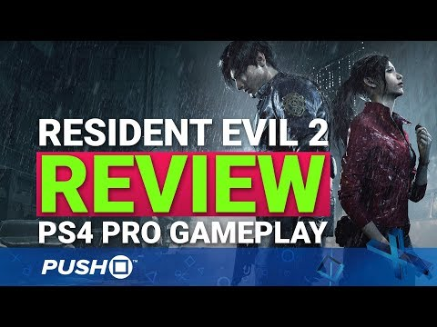 Resident Evil 2 PS4 Review: Biohazards Back | PlayStation 4 | PS4 Pro Gameplay Footage