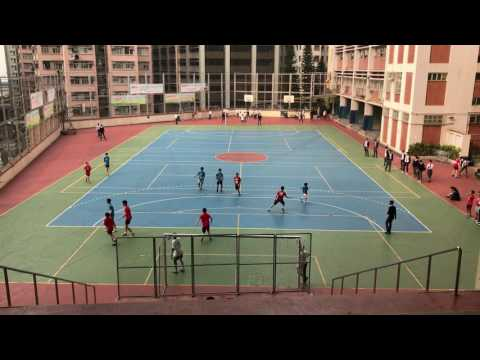 1st Mar Junior Inter-House Football Competition : Rose VS Thistle
