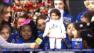 American Girl Doll of the Year 2018 - Luciana Vega (GMA Reveal)