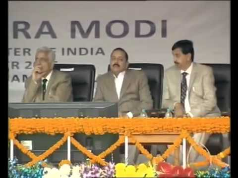 PM Modi's speech at the launch of Hydro Electric Power project & Highway project at J&K