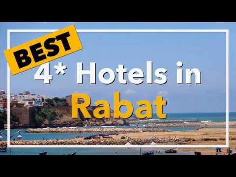 🔴 Best 4 star Hotels in Rabat, Morocco