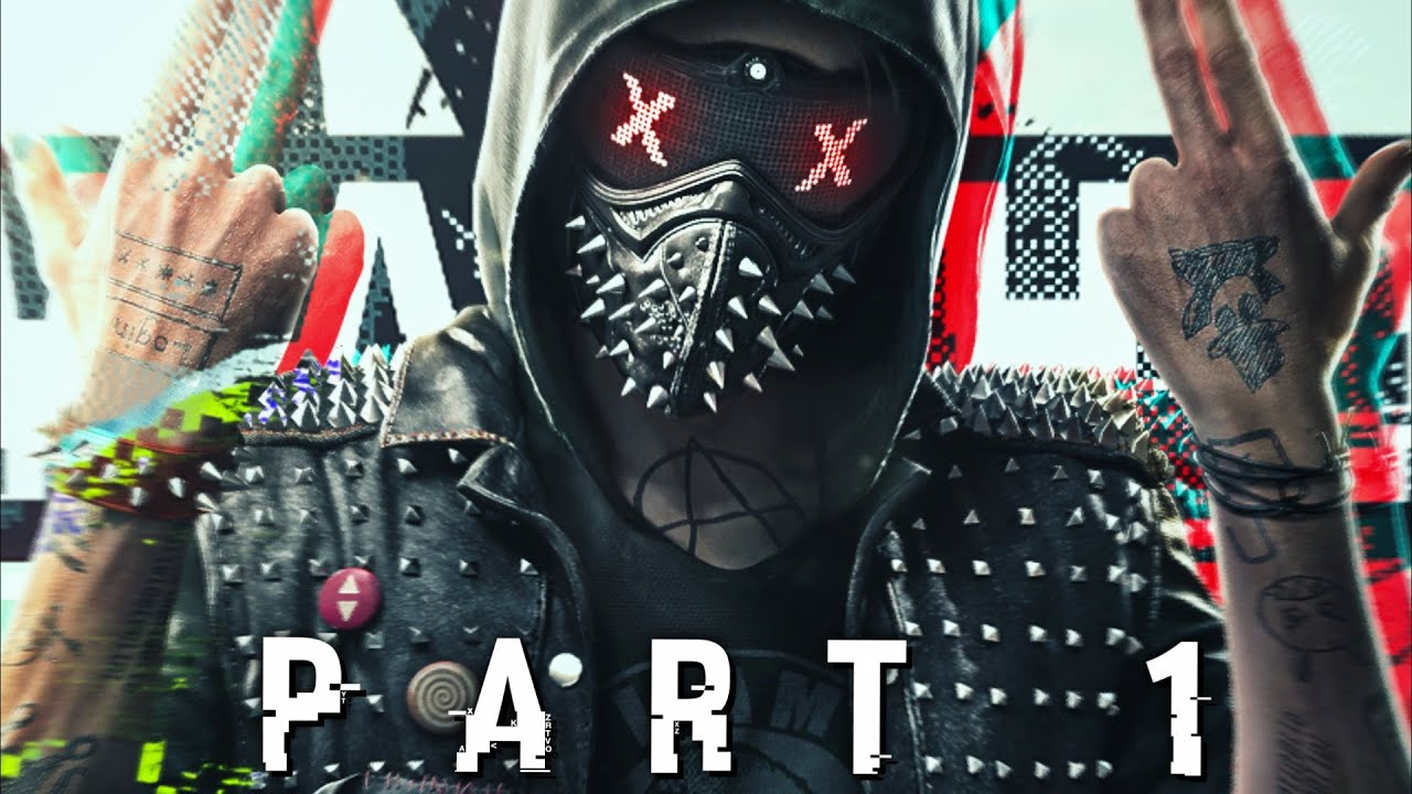 Watch dogs 2 gameplay part 1