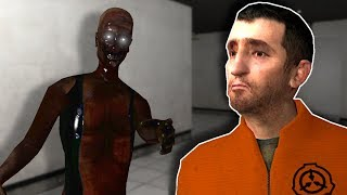 STUCK INSIDE SCP 106 POCKET DIMENSION! - Garry's Mod Gameplay - Gmod SCP Survival
