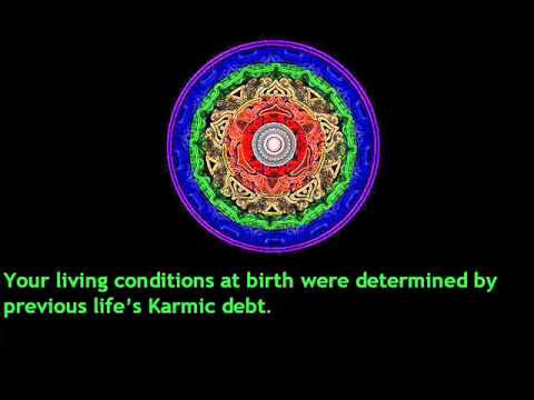how to get rid of karmic debt