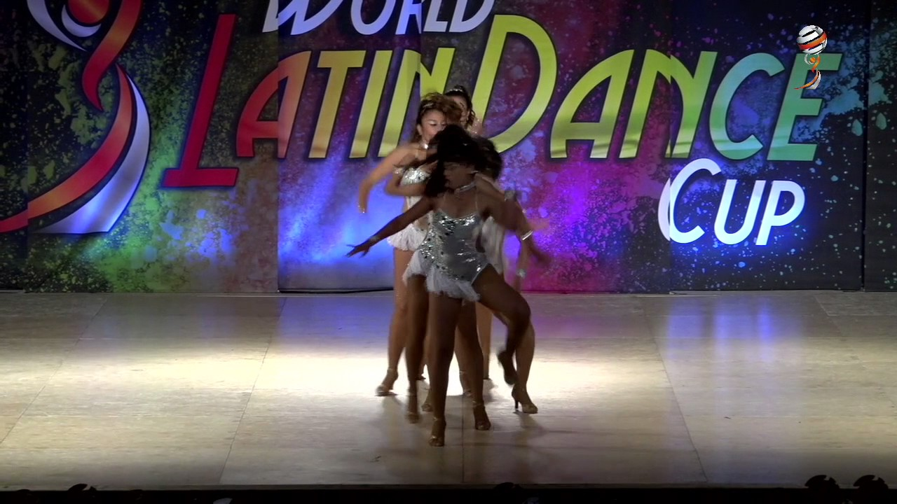 ALISSA: Amateur Latina Tubes