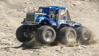 Tamiya 6x6 KONGHEAD Fighting Ahead!