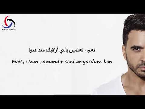 أغنية ديسباسيتو بالتركية مترجمة للعربية •DESPACITO•