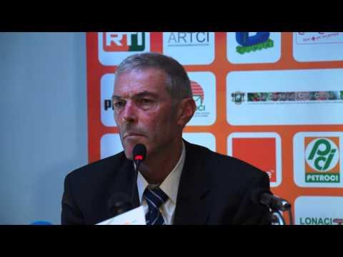 CONFERENCE DE PRESSE M  MICHEL DUSSUYER