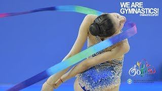 Rhythmic Gymnastics World Championships - Individuals All Around Part 1