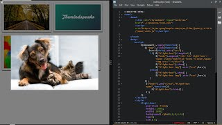 Responsive Lightbox Using HTML,CSS and JQuery - TheMindSpeaks