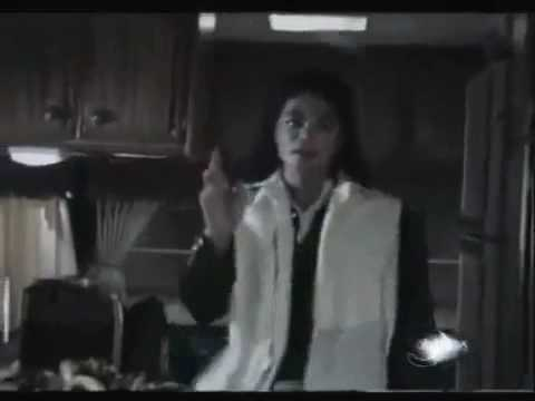 *** VERY Rare Footage*** Michael Jackson-Behind the scenes for Speed Demon (Moonwalker)