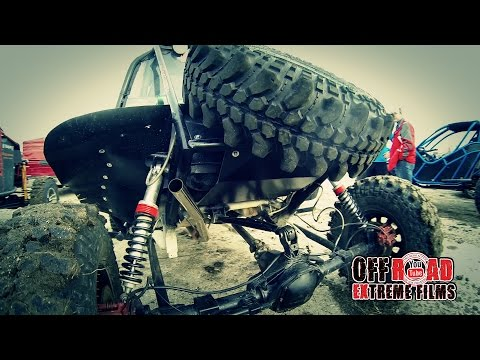 The Most Off Road Extreme Vitara
