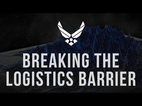 2017 Air & Space Conference: Breaking the Logistics Barrier