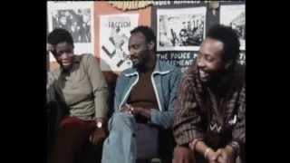 Mangrove Nine 1970's  - Darcus Howe, Frank Crichlow,etc... Thumbnail