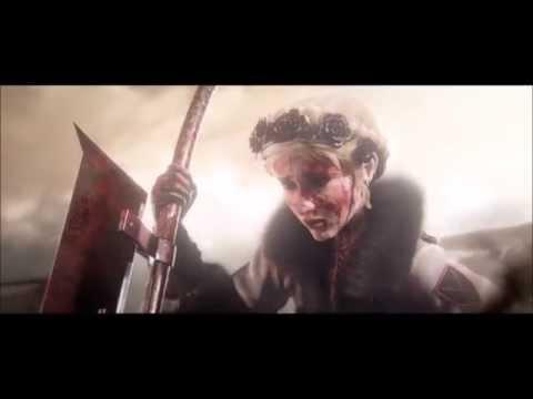 Demacia Rising Game Cinematique