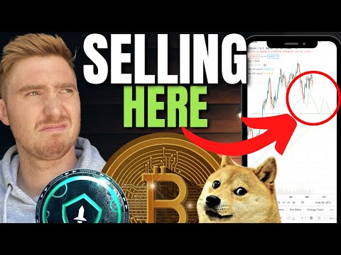 Is The Bitcoin BULL MARKET OVER!? | When I'm SELLING My BITCOIN And Other Cryptocurrency