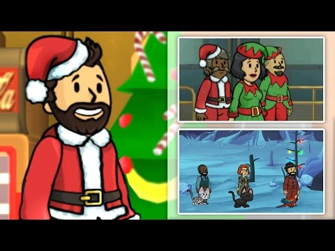 Fallout Shelter's Christmas Event Overview: Vault Log #12