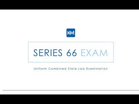 Series 66 Exam Tips