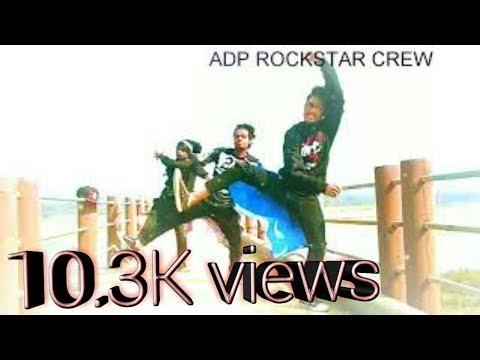 ADP ROCKSTAR CREW | Chas Bokaro |  choreograph by-ADP CREW