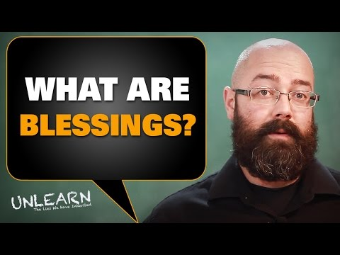 What are blessings? The Biblical Truth About Blessings and Curses - UNLEARN the lies