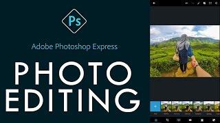 Adobe Photoshop Express: Photo Editing