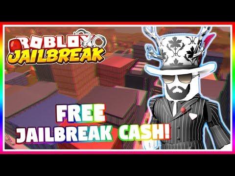 🔴 ROBLOX JAILBREAK FREE CASH! | Live Stream! | COME JOIN US! 😛