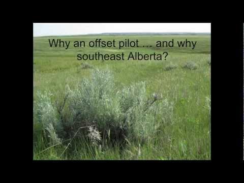 Rob Dunn: Southeast Alberta Conservation Offset Pilot