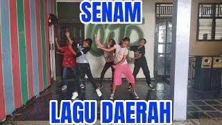 SENAM LAGU DAERAH REMIX PAUL SHADY   COJB43 DANCE