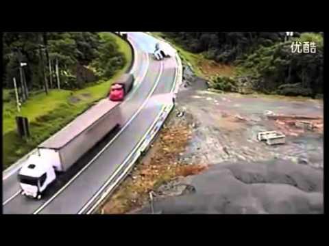 tổng hợp những tình huống tai nạn ô tô ngơ ngẩn nhất