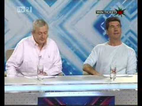 Matthew And Son X Factor
