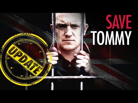 Tommy Robinson going to court: Please help!