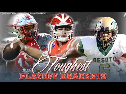 Top 10 Toughest Playoff Brackets