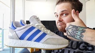 "Mi CUSTOM adidas INIKI ""I-5923"" /// Customizing a Custom"
