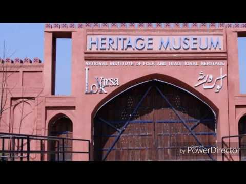 Top sights in Islamabad: Lok Virsa Museum.