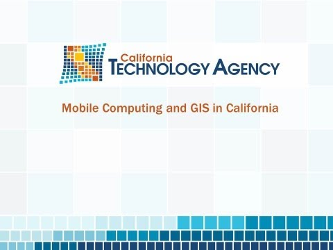 GIS Solutions: Innovative Uses of GIS by California Government  - A PSP Forum