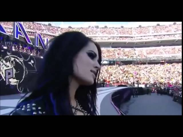 WWE Aj Lee MV - Hated you From Hallo