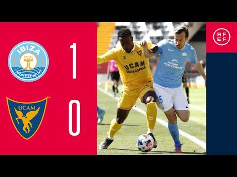 RESUMEN   UD Ibiza - Eivissa 1-0 UCAM Universidad Católica de Murcia CF   Playoff de ascenso   RFEF